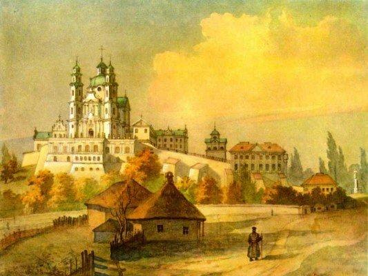 У Кременецькому краєзнавчому музеї виставлятимуть унікальні акварелі Тараса Шевченка
