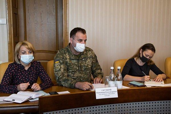 На Тернопільщині триває призов на строкову військову службу