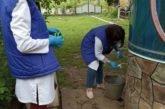 На Монастирищині триває дезінфекція криниць