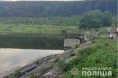 На Бережанщині втопилося двоє хлопців