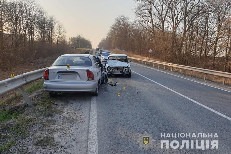 На Тернопільщині за пів року трапилося 1067 аварій: 27 людей загинули, 273 – травмувалися