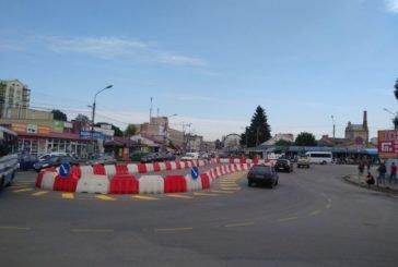 У Тернополі, на перехресті вулиць Оболоня і Митрополита Шептицького, змінено схему організації дорожнього руху