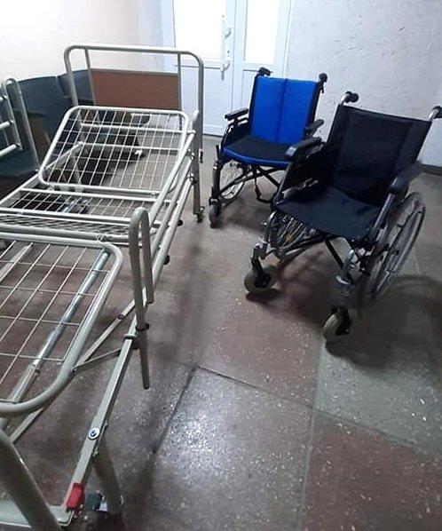 Жителі Тернопільської громади можуть безкоштовно отримати в користування технічні та інші засоби реабілітації