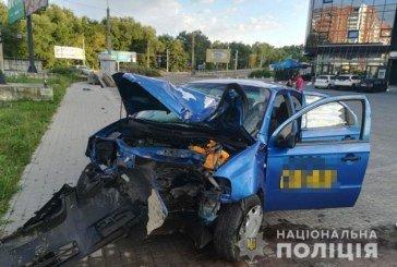 Три ДТП з потерпілими трапилися на Тернопільщині минулими вихідними