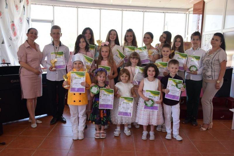 Діти з Тернопільщини стали лауреатами міжнародного конкурсу