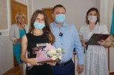 На Тернопільщині відзначили випускників, які набрали 200 балів за результатами ЗНО