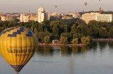 Під час святкування Дня міста жителі та гості Тернополя зможуть піднятися в небо на повітряній кулі
