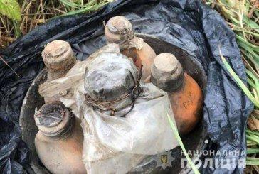 Біля гаражного кооперативу в Тернополі залишили 18 кілограмів ртуті
