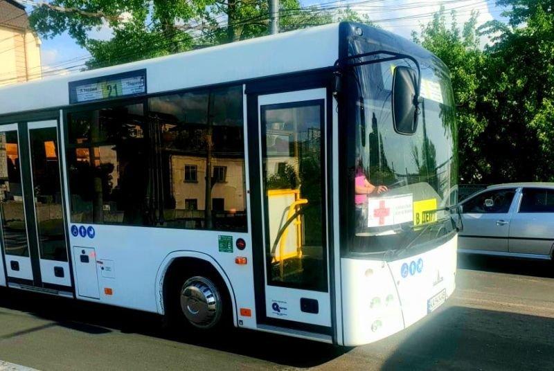 У Тернополі змінюють маршрут громадського транспорту