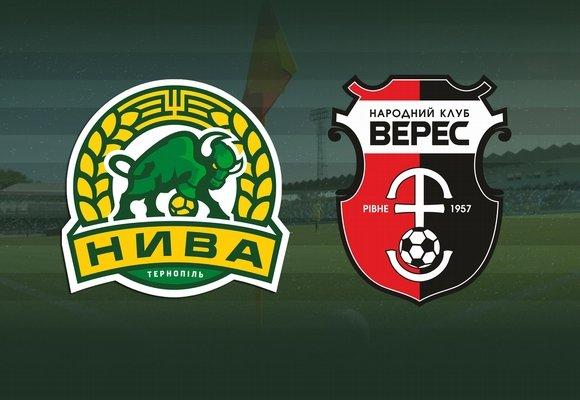 У понеділок в Тернополі проведуть спаринг «Нива» та «Верес»