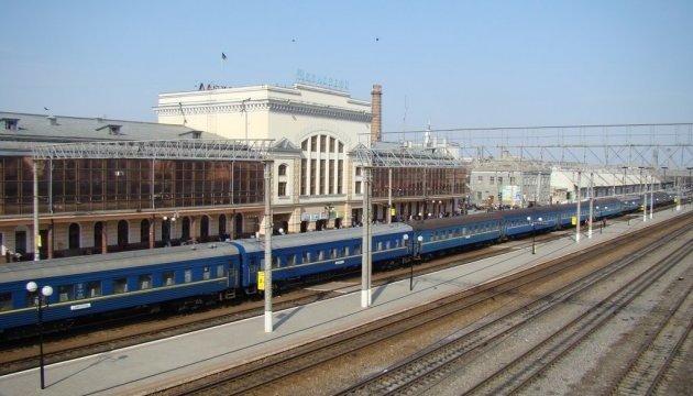 Укрзалізниця відновила зупинку потягів у Тернополі