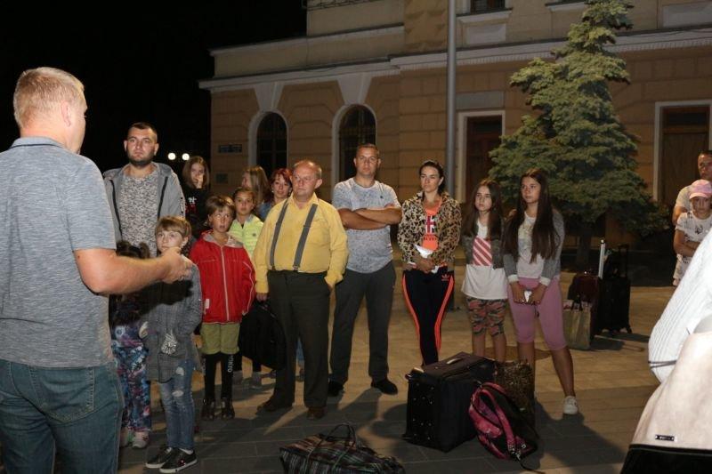 Вперше за час карантину діти з Тернопільщини поїхали на відпочинок