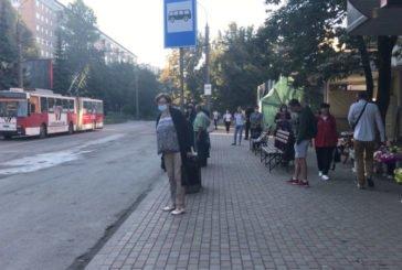 У Тернополі поліцейські рейдові групи перевіряють дотримання карантину в громадському транспорті