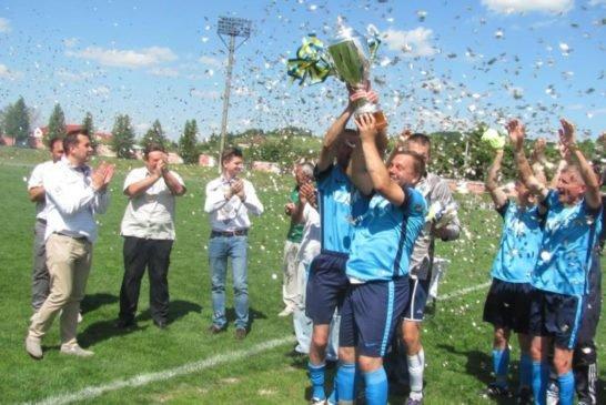 Де проводитимуть фінали Ліги чемпіонів і Ліги Тернопільщини