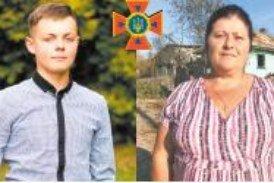 Винесла з вогню трьох дітей і витягнув на собі після вибуху товариша: двох мешканців Тернопілля відзначили за мужність (ФОТО)
