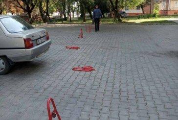 У Тернополі вилучають самовільно встановлені обмежувачі руху