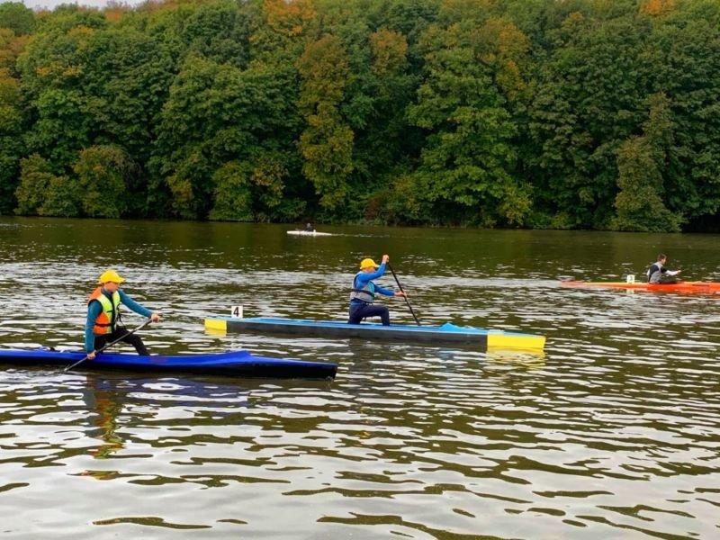 Міський голова Тернополя нагородив переможців відкритих змагань з веслування на байдарках та каное (ФОТО)