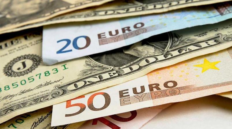 Долар нині не зріс в ціні, євро – подешевшав