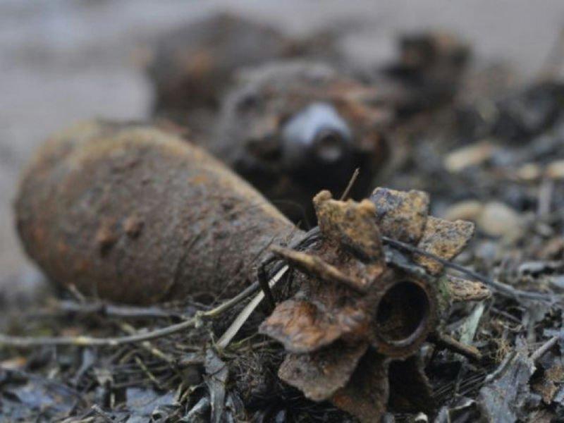 На Тернопільщині цьогоріч виявили 2242 боєприпаси минулих воєн