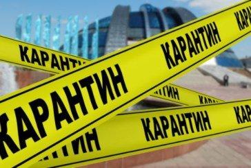 Лише два міста в Україні – Тернопіль і Бережани з понеділка в червоній зоні