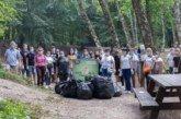 Молодь класичного університету Тернополя–за чисту Україну(ФОТО)