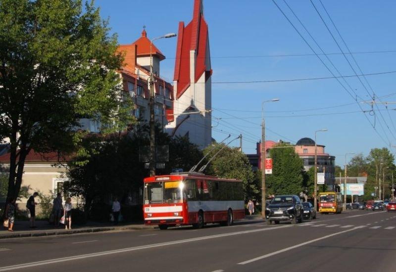 20 вересня у Тернополі маршрути громадського транспорту, які сполучають масиви «Сонячний» та «Східний», зазнають змін