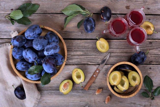 Українські маслини – неймовірні осінні рецепти зі сливами