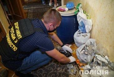 У Тернополі, на вулиці Симоненка, безробітний облаштував наркопритон (ФОТО)