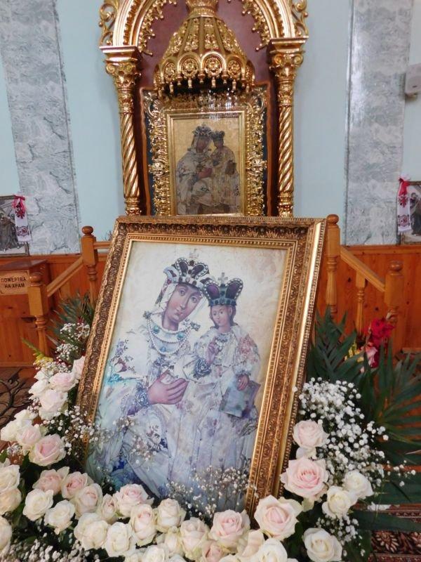 У Савелівці на Монастирищині є чудотворна ікона, що зцілює душу і тіло