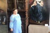 У Вишневецькому палаці на Тернопільщині відкрили експозицію портретів його засновників (фото)