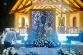 У селі Устя-Зелене на Тернопільщині зберігається  чудотворна ікона 17 століття і хрест-релікварій із часточкою Животворящого Хреста Господнього
