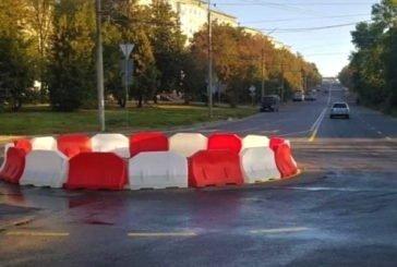 У Тернополі, на перетині вулиць Корольова-Купчинського, – нова транспортна розв'язка