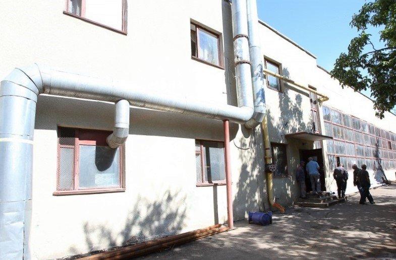 У тернопільських будинках, які обслуговує котельня на вул. Живова, цілодобово буде гаряча вода