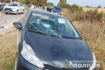На Тернопільщині п'яний водій «Жигулів» врізався у рейсовий автобус