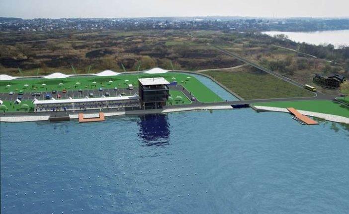 На «Водній арені Тернопіль» уперше проведуть відкриті змагання з веслування на байдарках