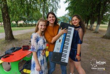 «ІнСорс» знімає відеоролики про талановиту молодь Тернопільщини (ФОТО)