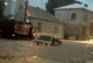 Повінь у Тернополі: випало понад 45% місячної норми опадів