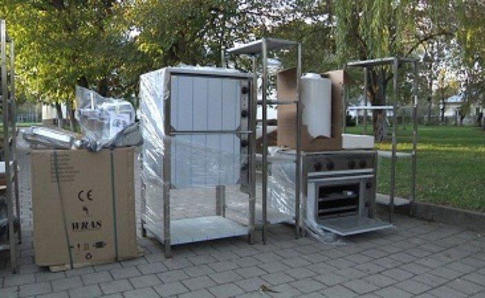 33 школи Тернопільщини отримали нове кухонне обладнання