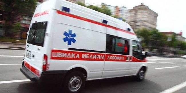 Медики швидкої Тернопільщини минулої доби виїжджали на 312 викликів