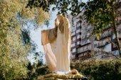 У Тернополі освятили скульптуру «Вознесіння Господнє» (ФОТО)