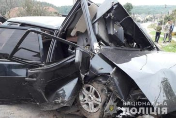 У вересні на Тернопільщині трапилося 240 аварій: 10 людей загинули, 74 - травмувалися