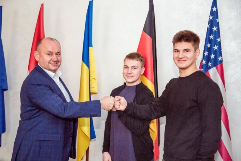 Студенти ЗУНУ навчалися за програмою академічних обмінів DAAD в Німеччині (ФОТО)
