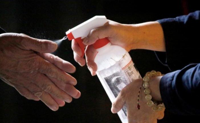 Мило вельми не допоможе: науковці встановили, скільки часу Covid-19 може жити на шкірі