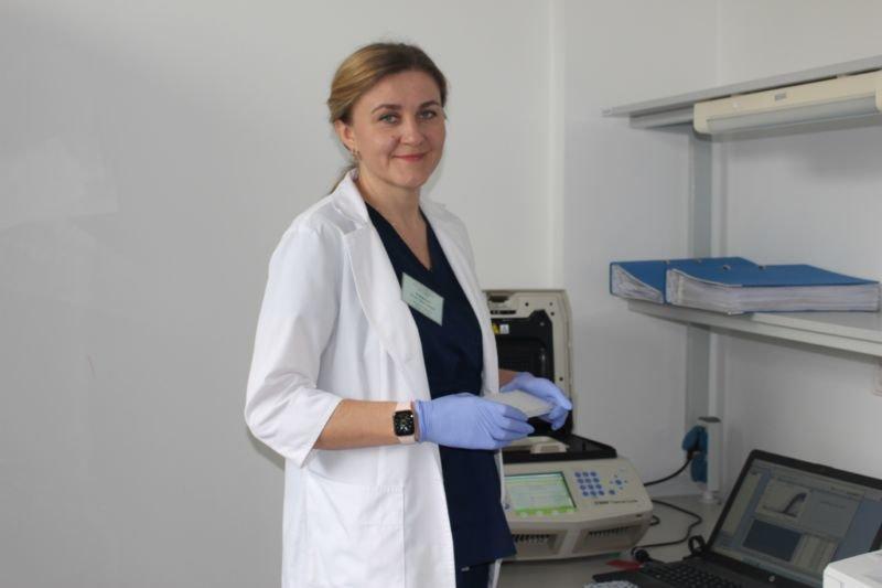 Лікар-бактеріолог з Тернополя Юлія Кравчук: «Моя мета – удосконалення та розвиток лабораторної служби і профілактичної медицини»