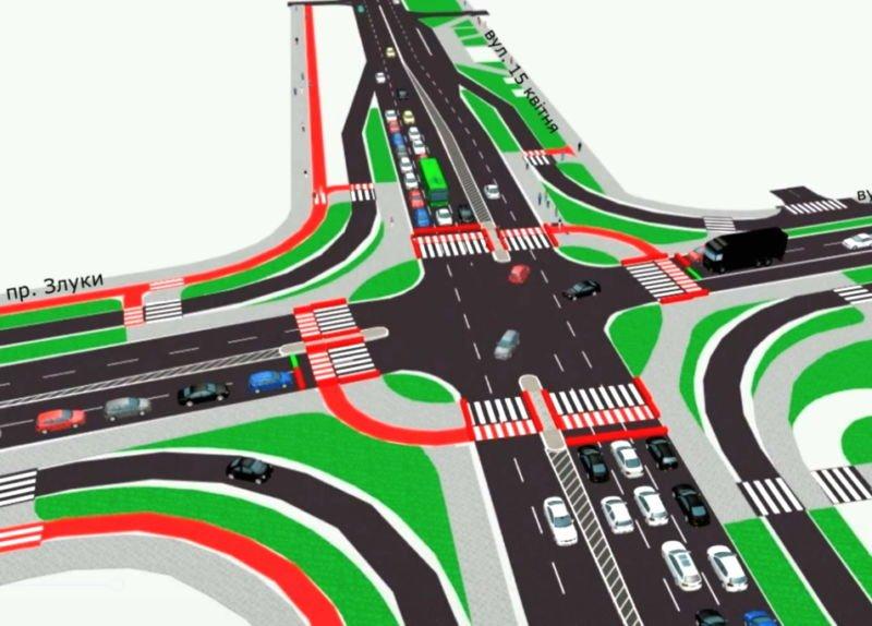 У Тернополі презентували концепцію покращення дорожнього трафіку