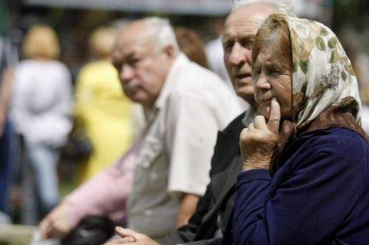 80% українських пенсіонерів отримують «бідну» пенсію