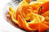 Шкірки апельсинів – на добриво