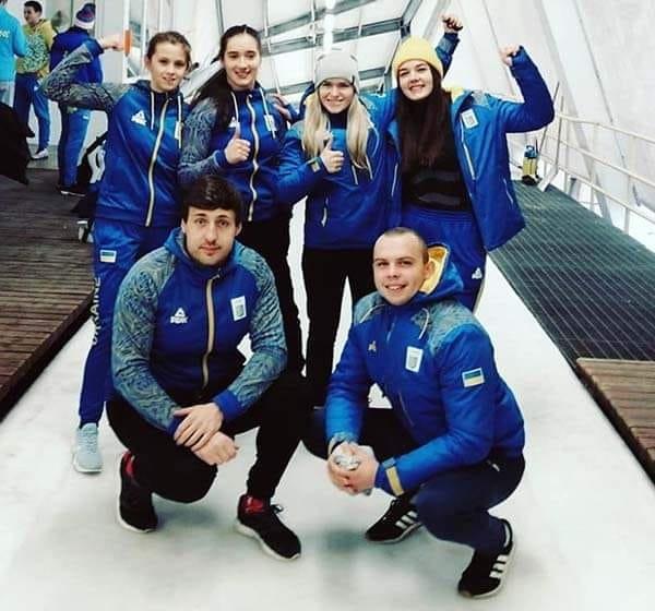 Тернопільські спортсмени привезли шість медалей з Чемпіонату України із санного спорту