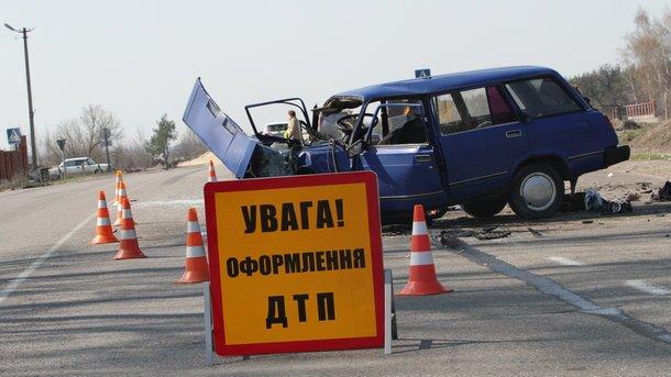 Аварії в Україні забрали цьогоріч тисячі життів