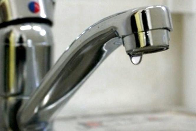 В окремих мікрорайонах Тернополя до 20.00 не буде води
